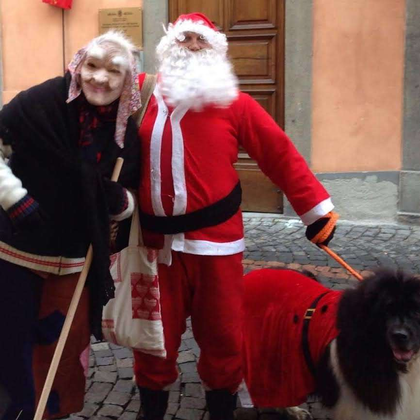 Pet therapy Natale